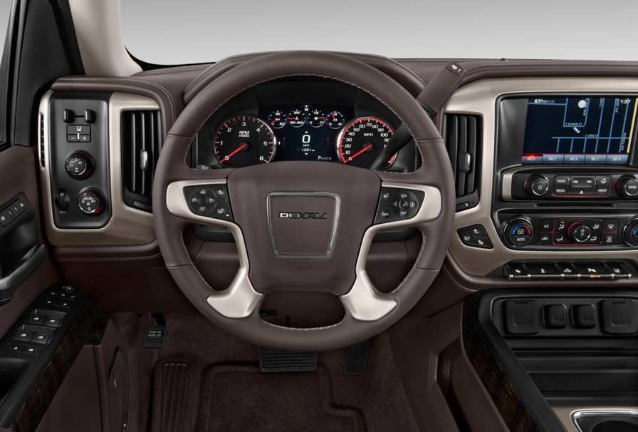 83 The 2020 GMC Interior History