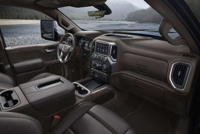 83 The 2020 GMC Sierra Price Redesign