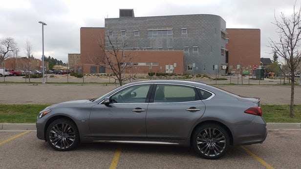 83 The 2020 Infiniti Q70 Research New