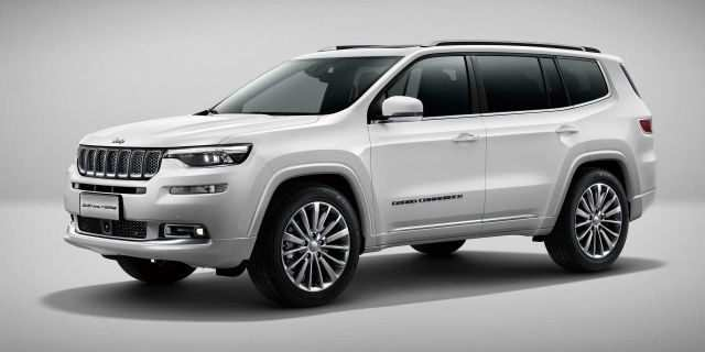 83 The 2020 Jeep Wagoneer Redesign