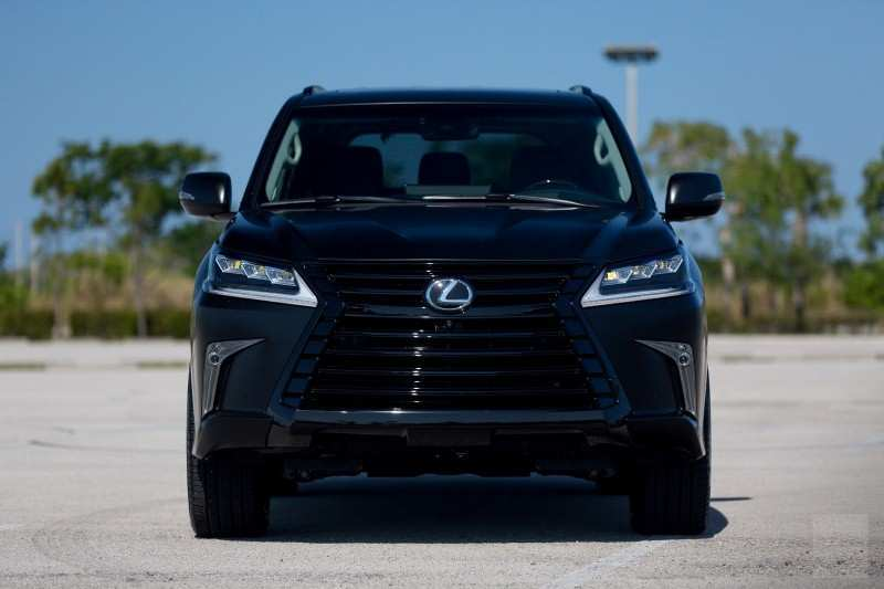 83 The 2020 Lexus GX 460 Concept And Review