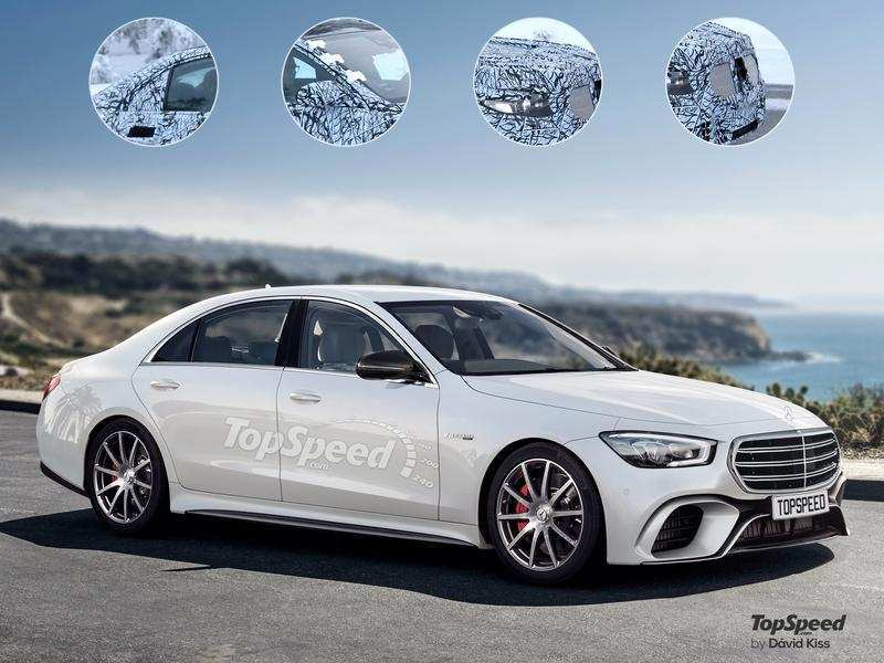 83 The 2020 Mercedes S Class Rumors