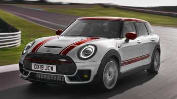 83 The 2020 Mini Cooper Clubman Interior