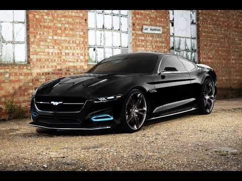 83 The 2020 Mustang Mach New Model And Performance