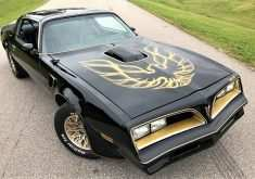 2020 Pontiac Firebird Trans Am