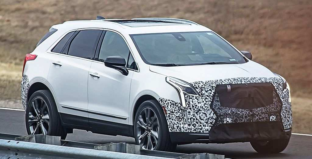 83 The 2020 Spy Shots Cadillac Xt5 Pricing