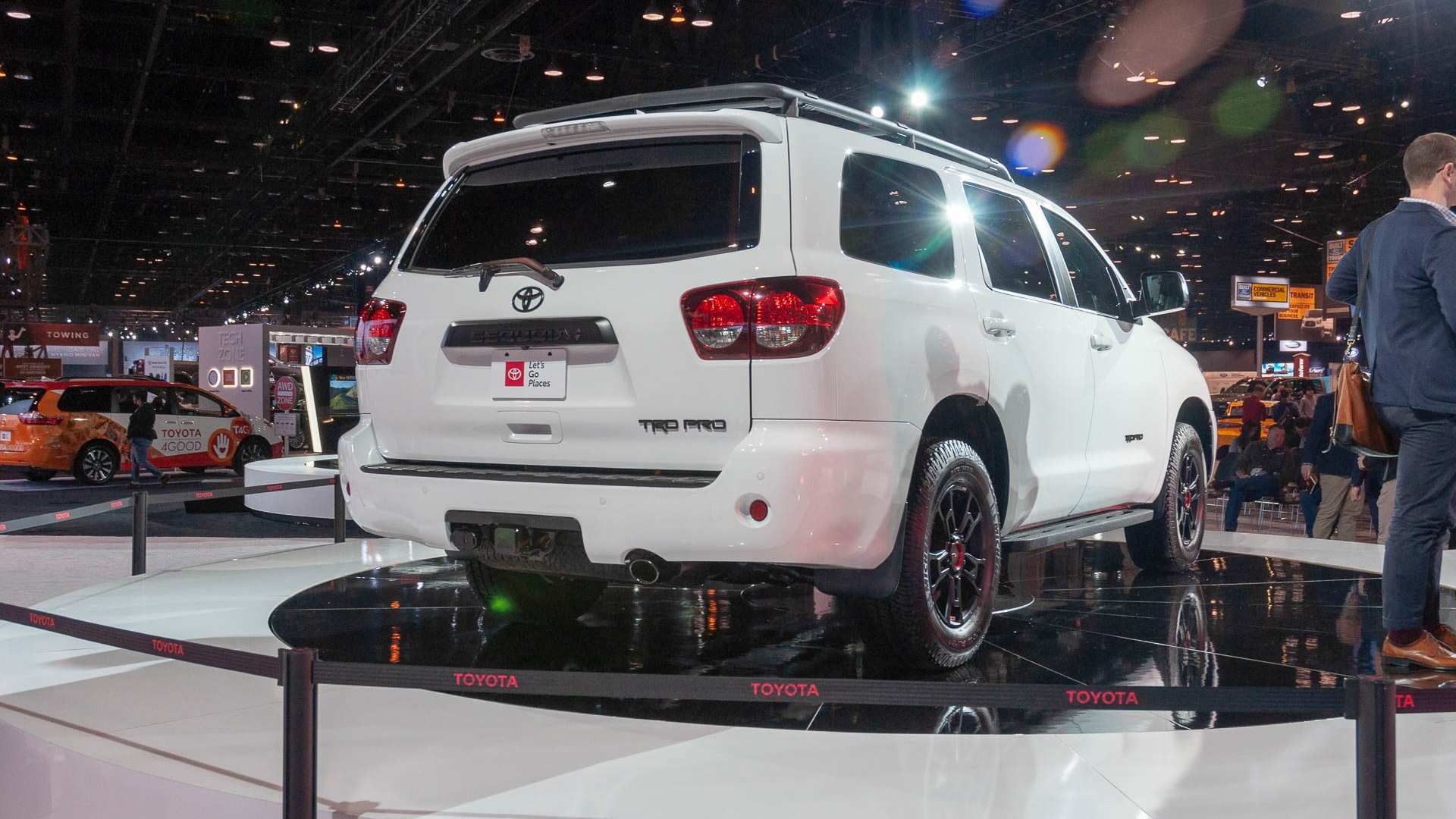 83 The 2020 Toyota Sequoia Model