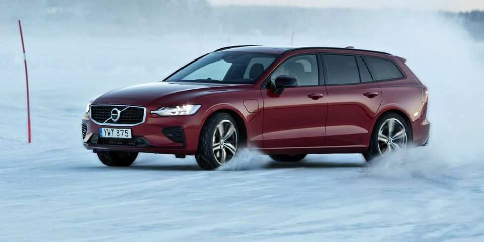 83 The 2020 Volvo S60 Review