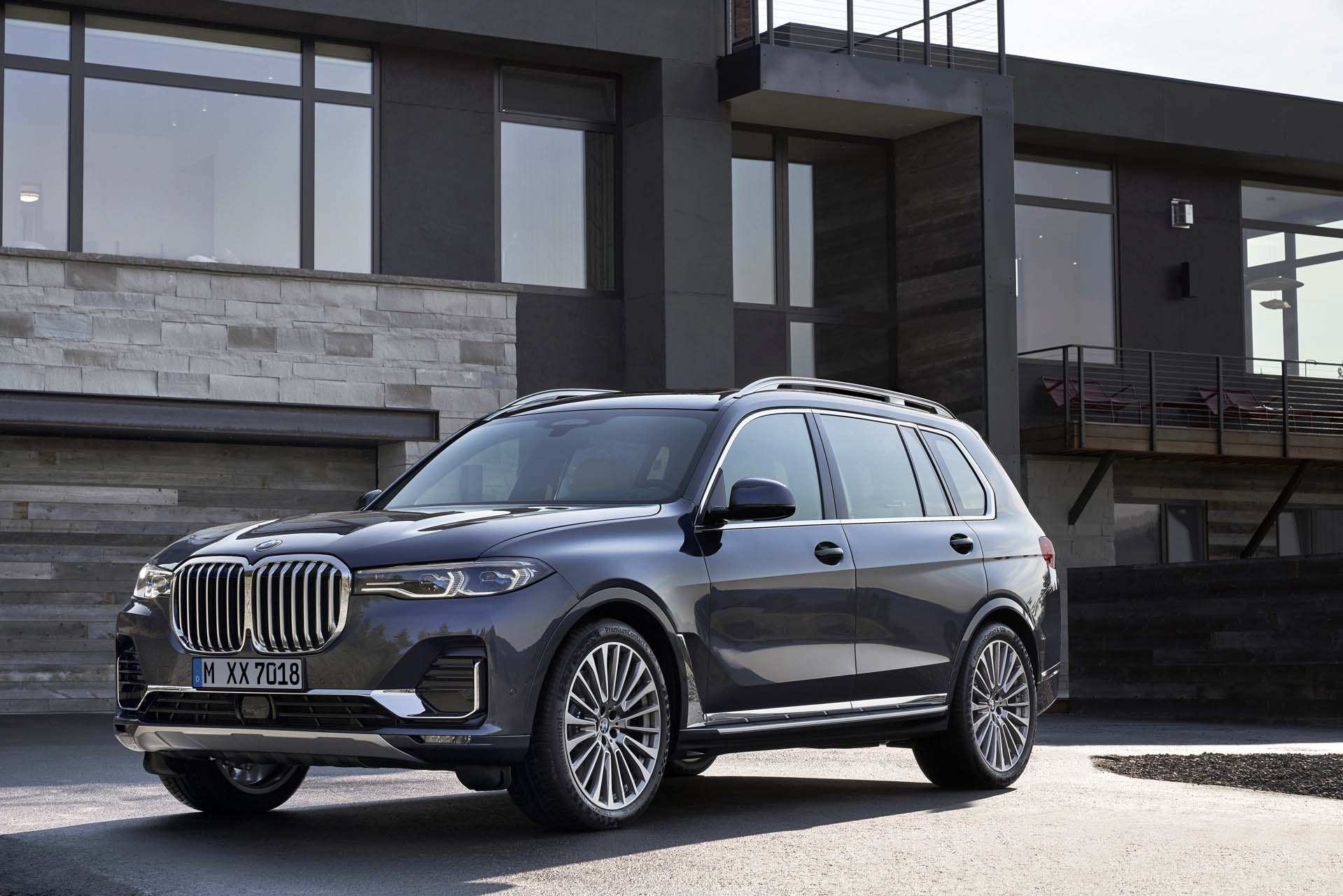 83 The Best 2019 BMW X7 Style