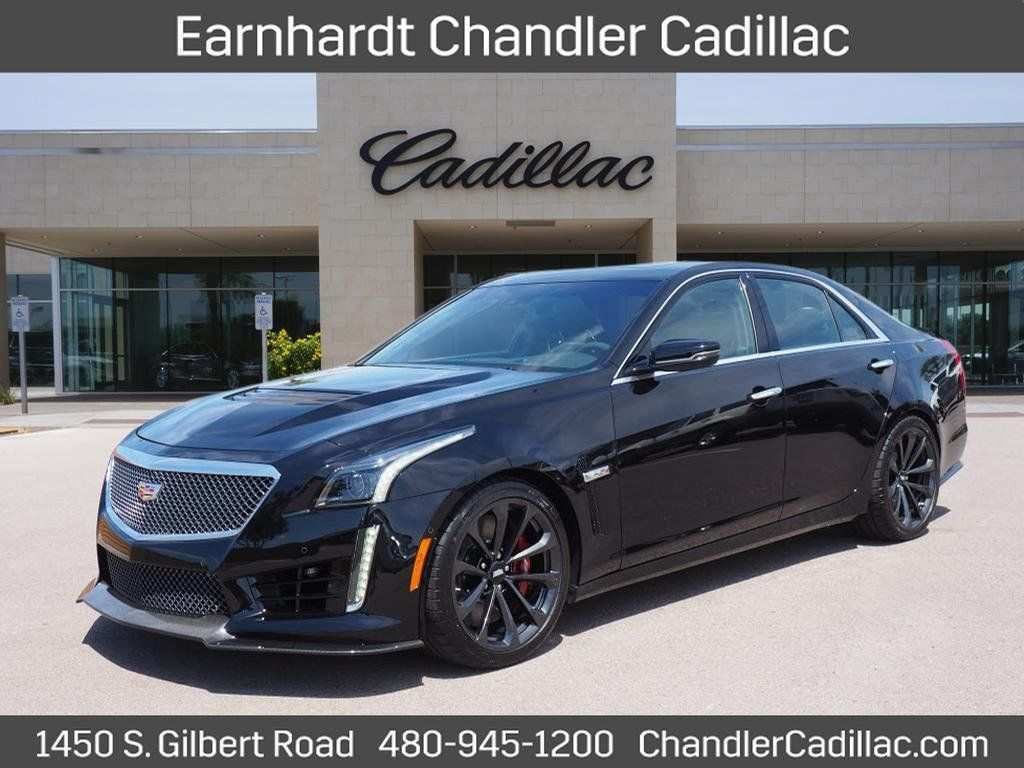 83 The Best 2019 Cadillac Cts V Review