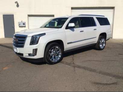 83 The Best 2019 Cadillac Escalade Ext First Drive