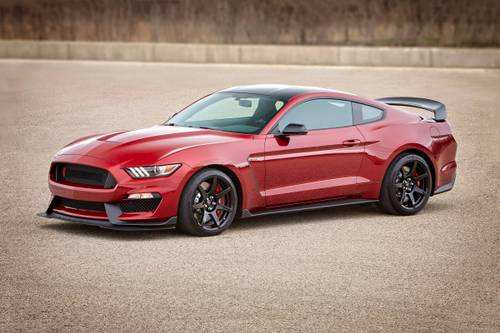 83 The Best 2019 Ford Mustang Shelby Gt 350 New Concept
