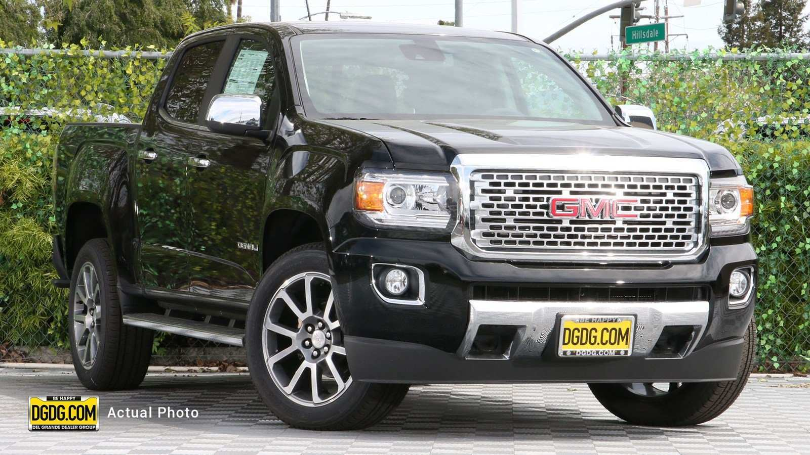 83 The Best 2019 GMC Canyon Denali Release Date And Concept