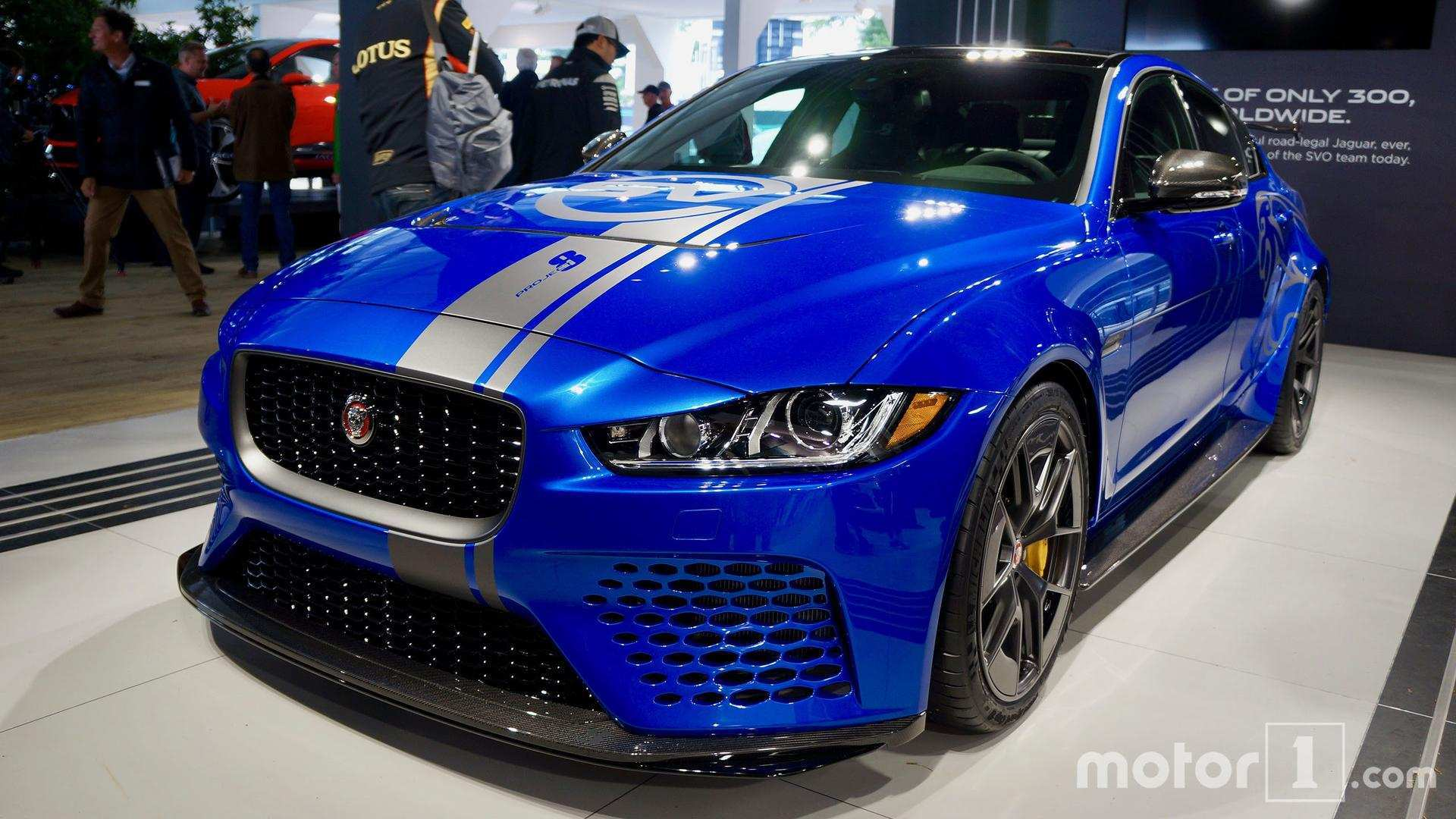 83 The Best 2019 Jaguar Project 8 Performance