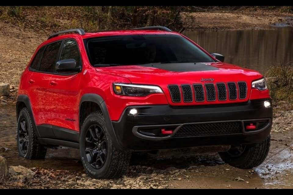 83 The Best 2019 Jeep Cherokee Prices