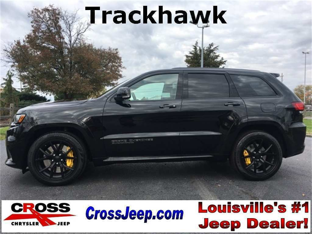 83 The Best 2019 Jeep Grand Cherokee Trackhawk Interior