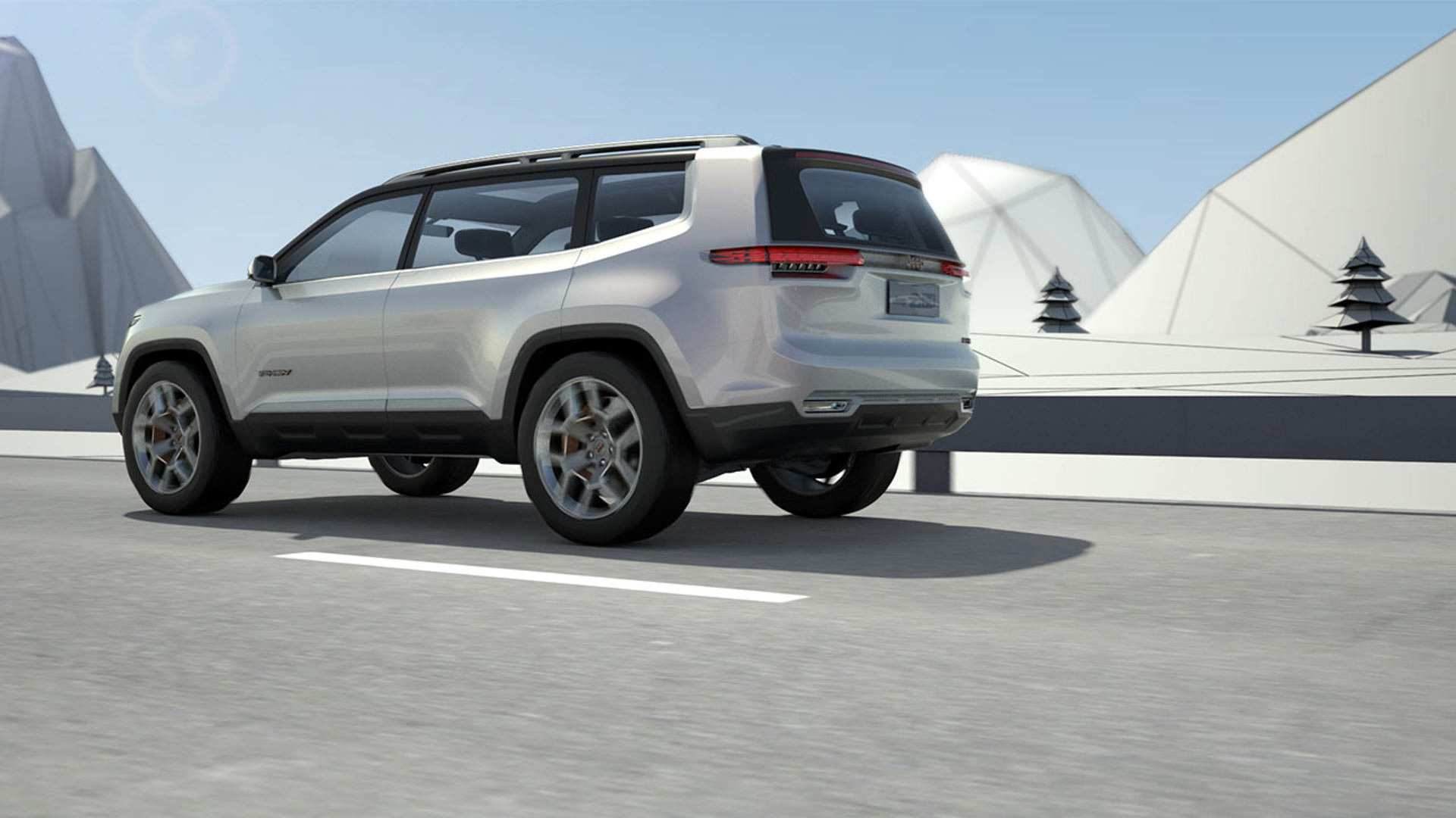 83 The Best 2019 Jeep Grand Wagoneer Redesign And Review