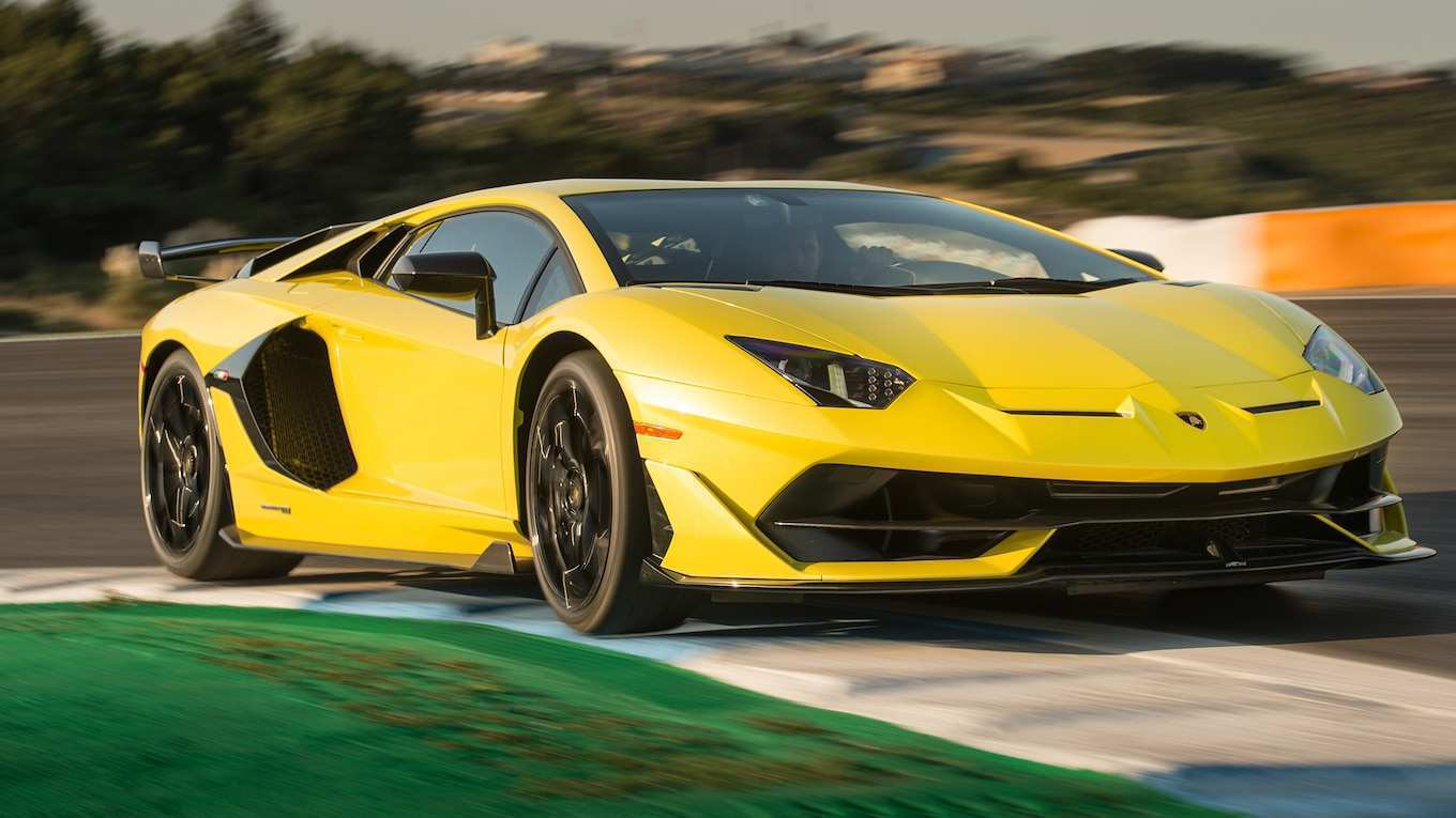 83 The Best 2019 Lamborghini Aventador Exterior And Interior