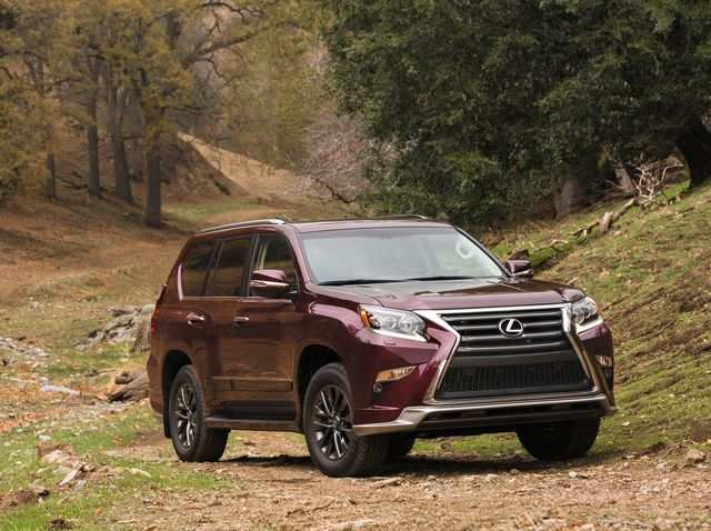 83 The Best 2019 Lexus Gx470 Review And Release Date