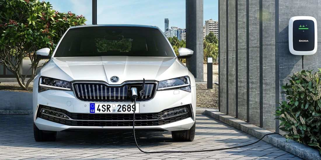83 The Best 2019 New Skoda Superb Wallpaper