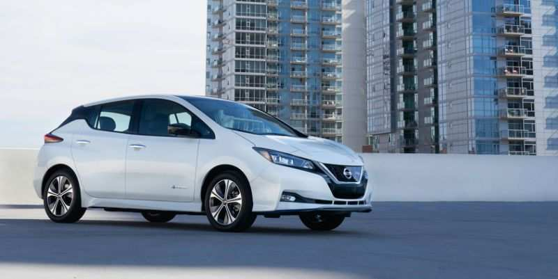 83 The Best 2019 Nissan Leaf New Review