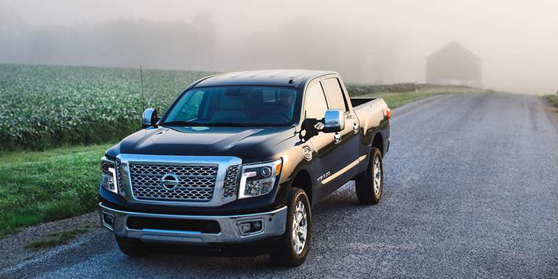 83 The Best 2019 Nissan Titan Xd Exterior