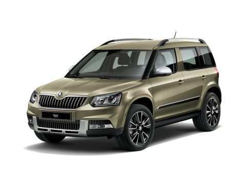 83 The Best 2019 Skoda Yeti Performance