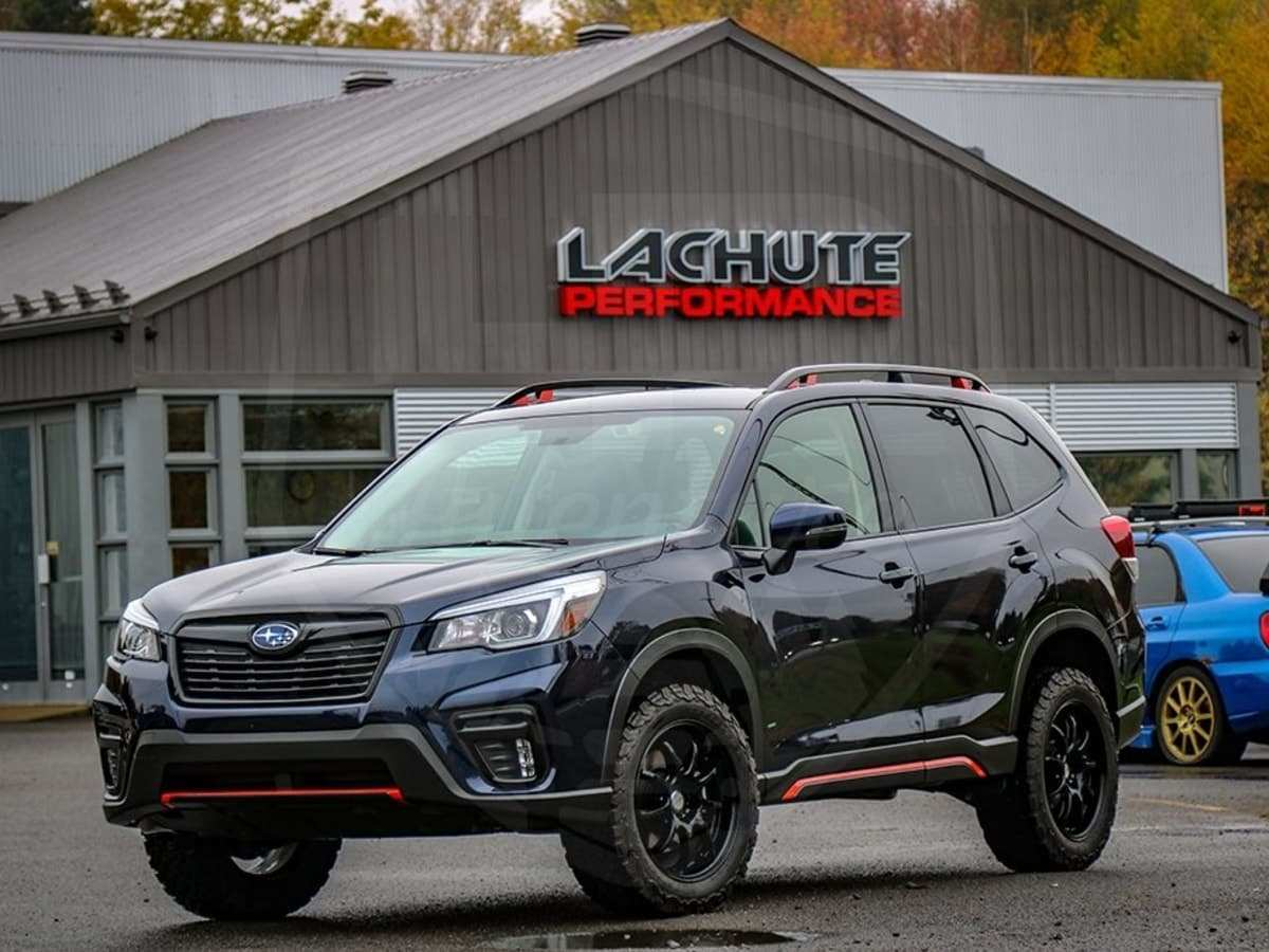 83 The Best 2019 Subaru Forester Sport 2 Redesign and Concept