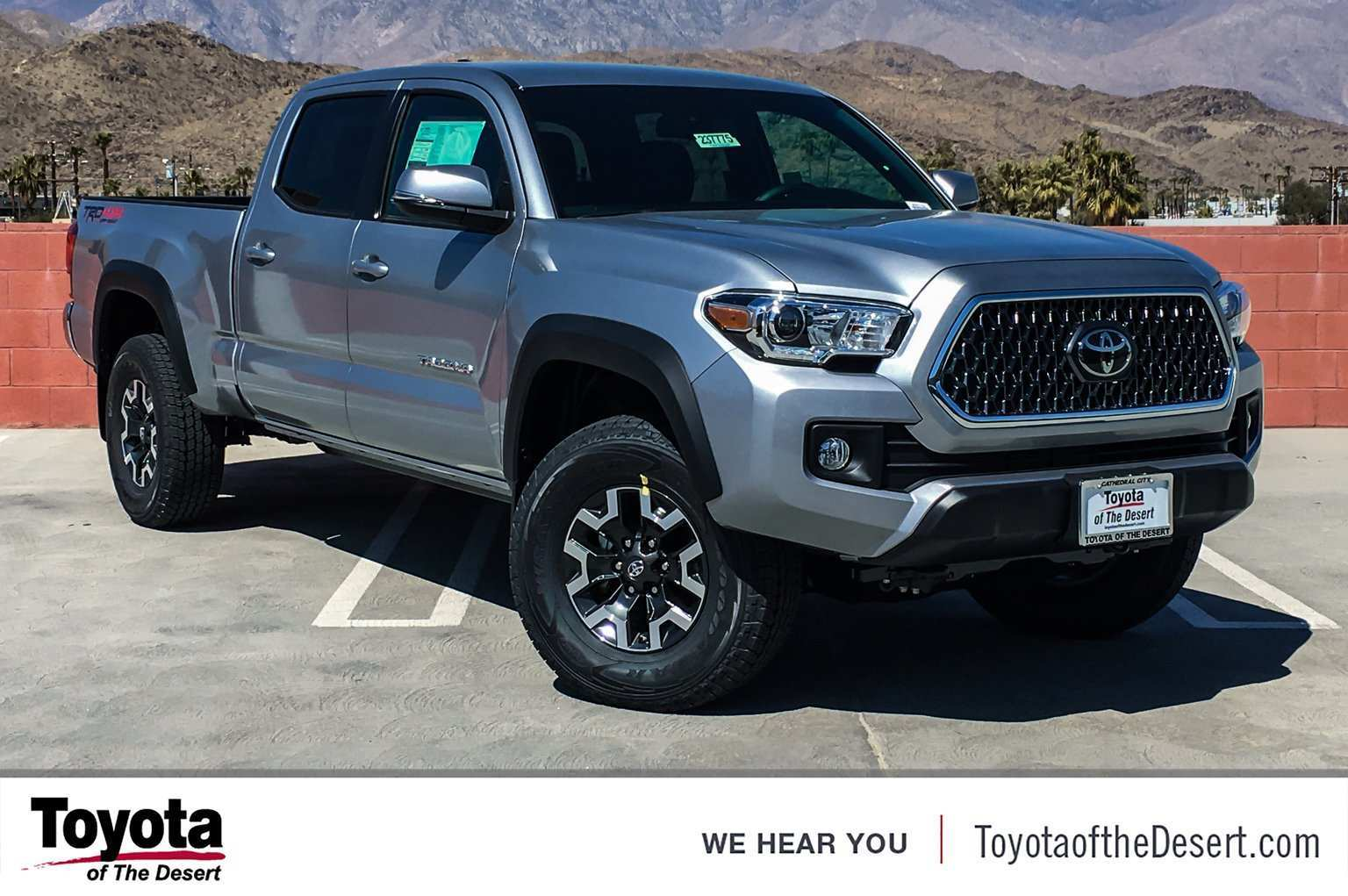 83 The Best 2019 Toyota Tacoma Picture