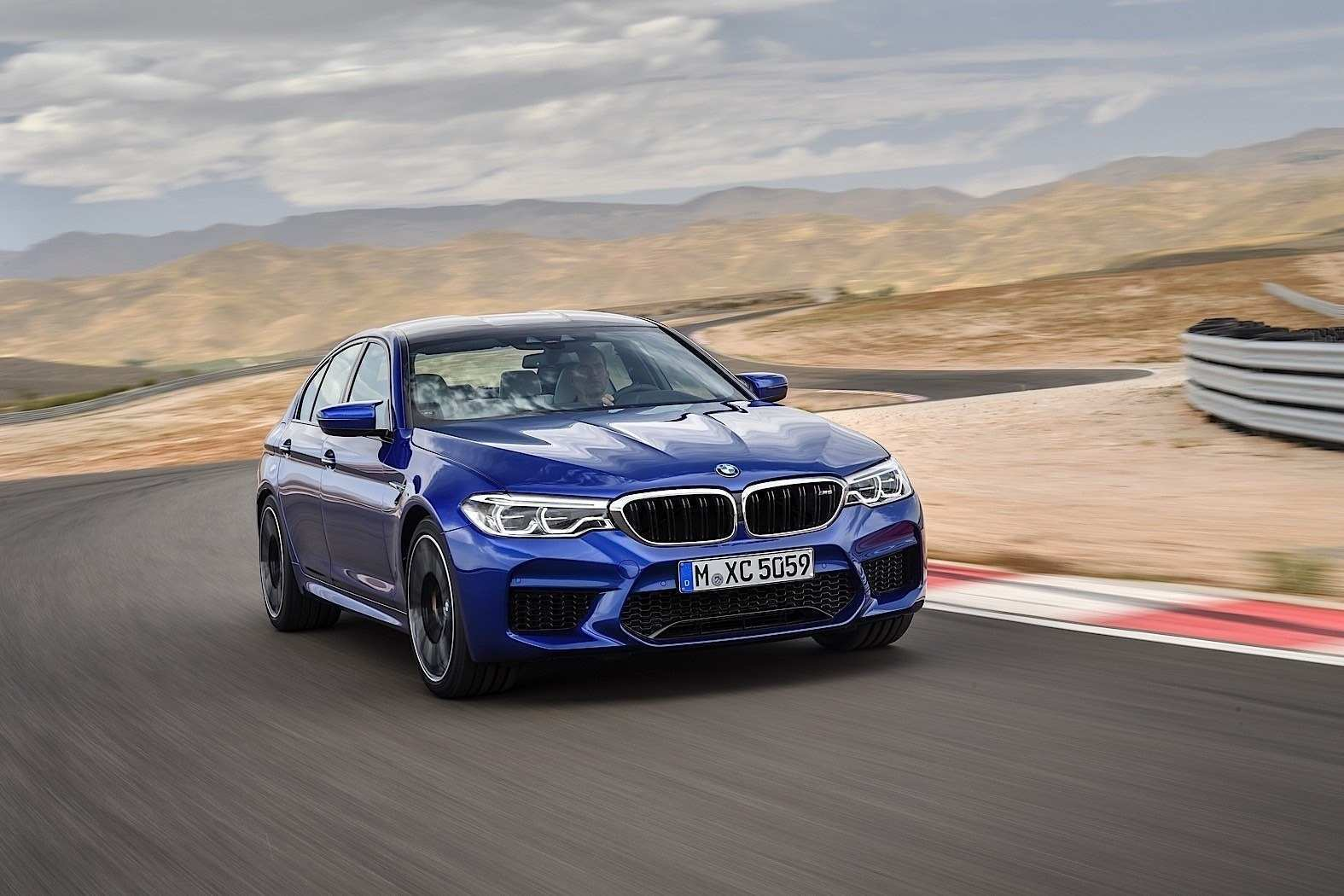 83 The Best 2020 BMW M5 Xdrive Awd Review
