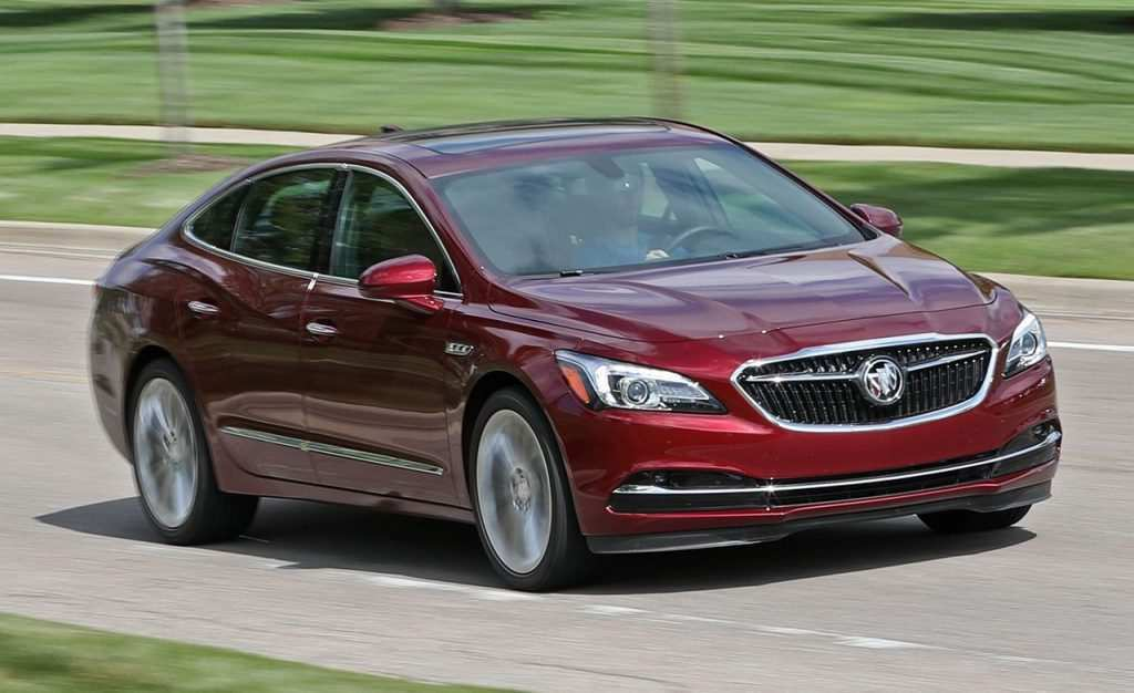 83 The Best 2020 Buick Park Avenue History