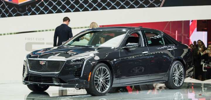 83 The Best 2020 Cadillac Ct6 V Reviews