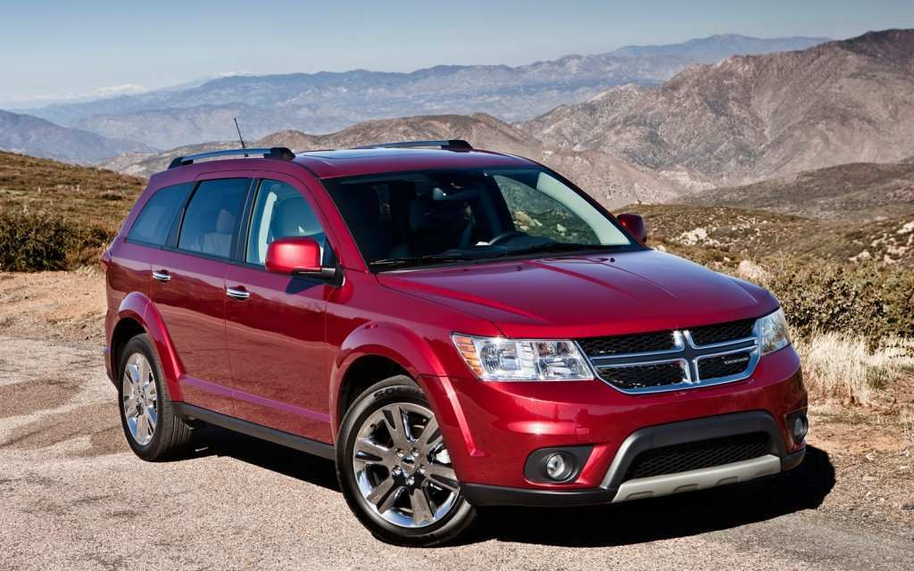 83 The Best 2020 Dodge Journey Srt Photos