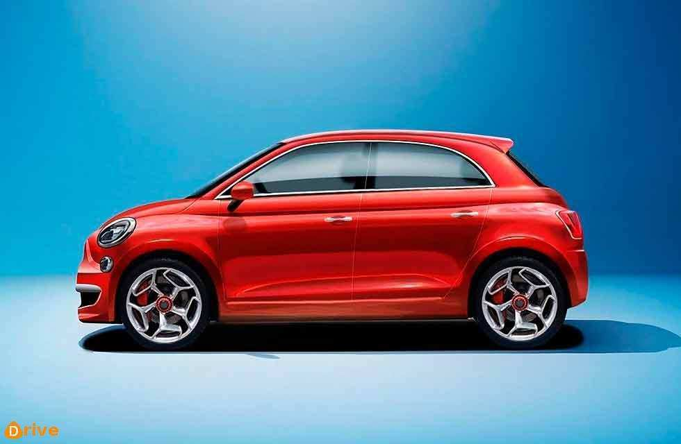 83 The Best 2020 Fiat 500X Redesign