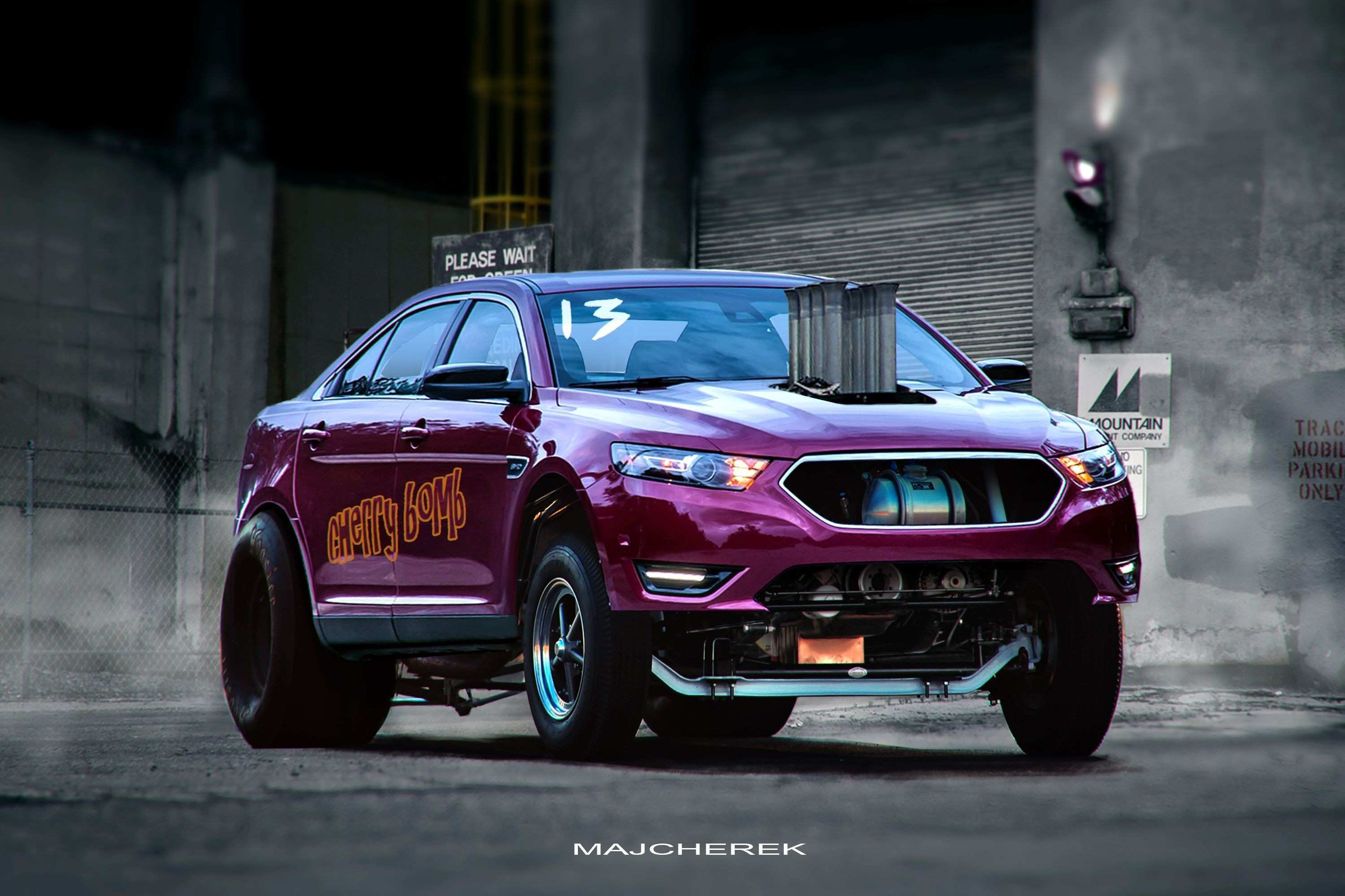 83 The Best 2020 Ford Taurus Sho New Concept