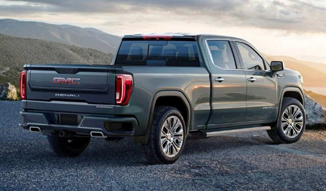 83 The Best 2020 Gmc Sierra Denali 1500 Hd Images
