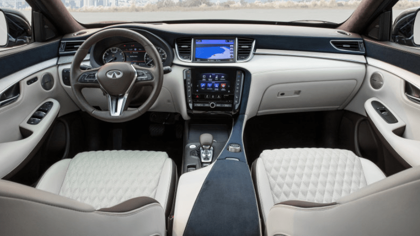 83 The Best 2020 Infiniti QX50 Engine