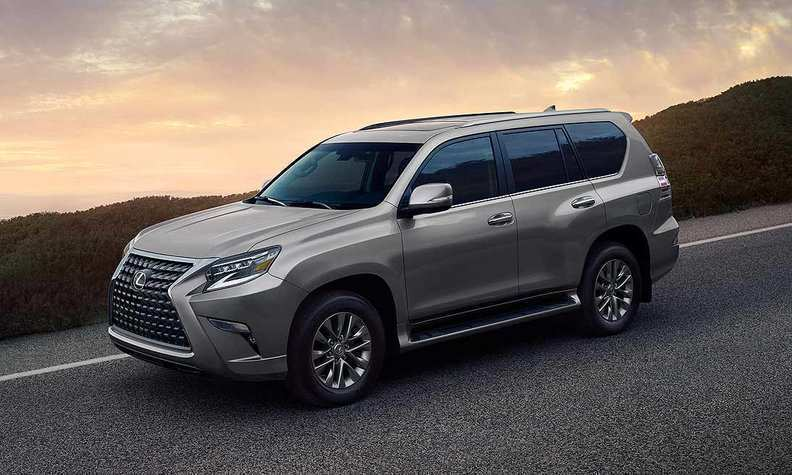 83 The Best 2020 Lexus GX 460 Spy Shoot
