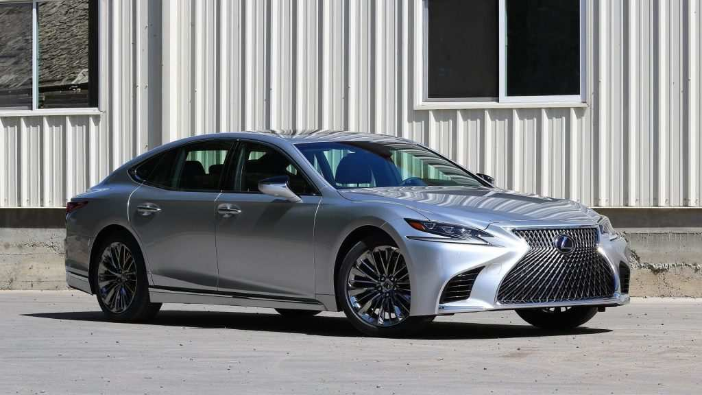 83 The Best 2020 Lexus LSs Picture