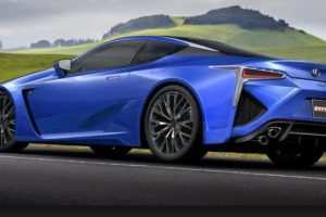 83 The Best 2020 Lexus Lf Lc Style