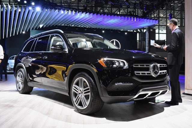 83 The Best 2020 Mercedes Gl Class Wallpaper