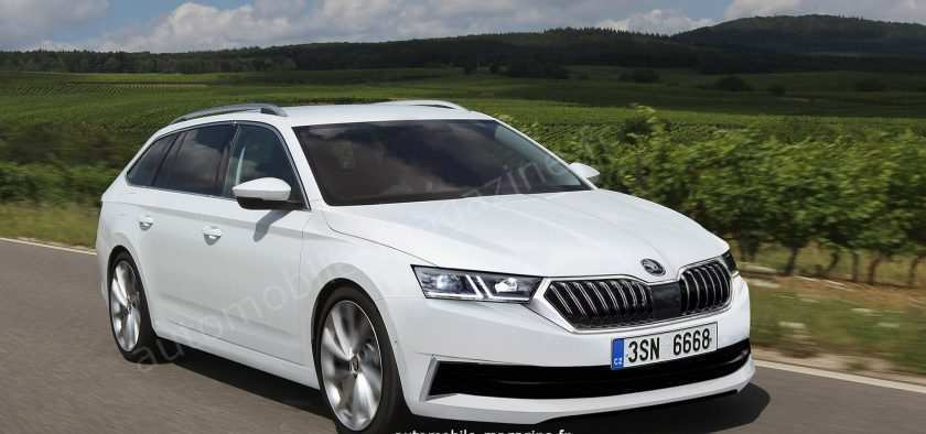 83 The Best 2020 Skoda Octavia New Concept