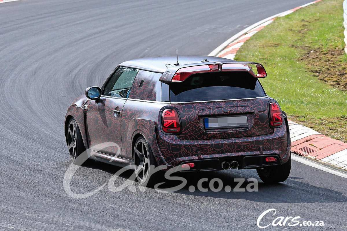 83 The Best 2020 Spy Shots Mini Countryman Release Date