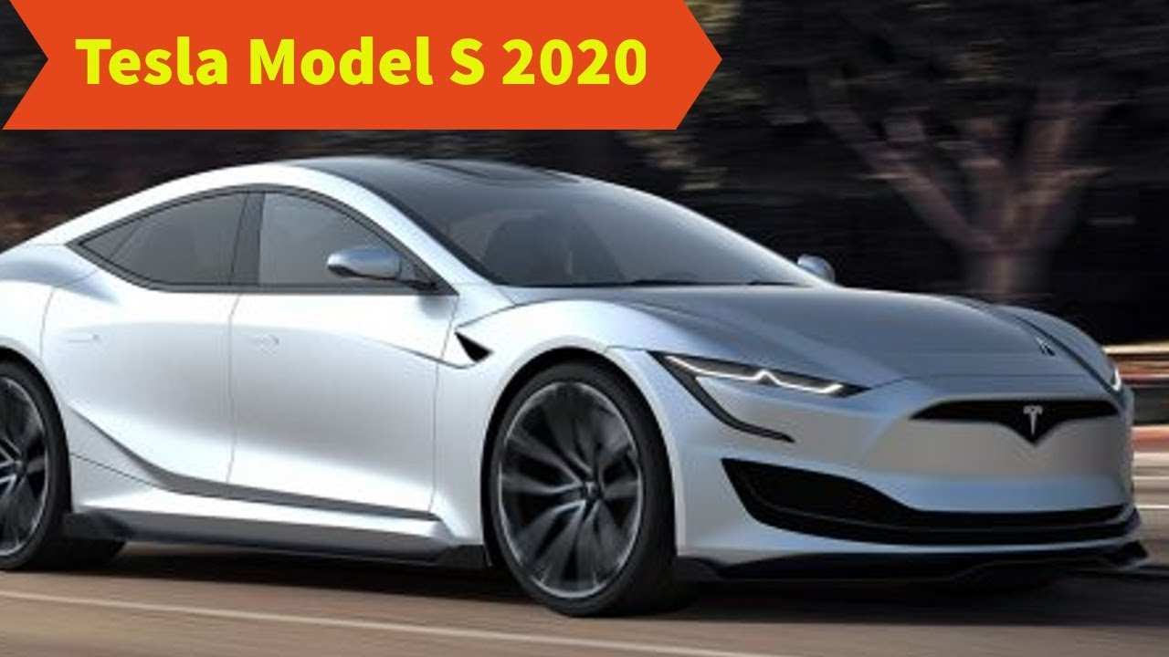 83 The Best 2020 Tesla Model S Redesign And Concept