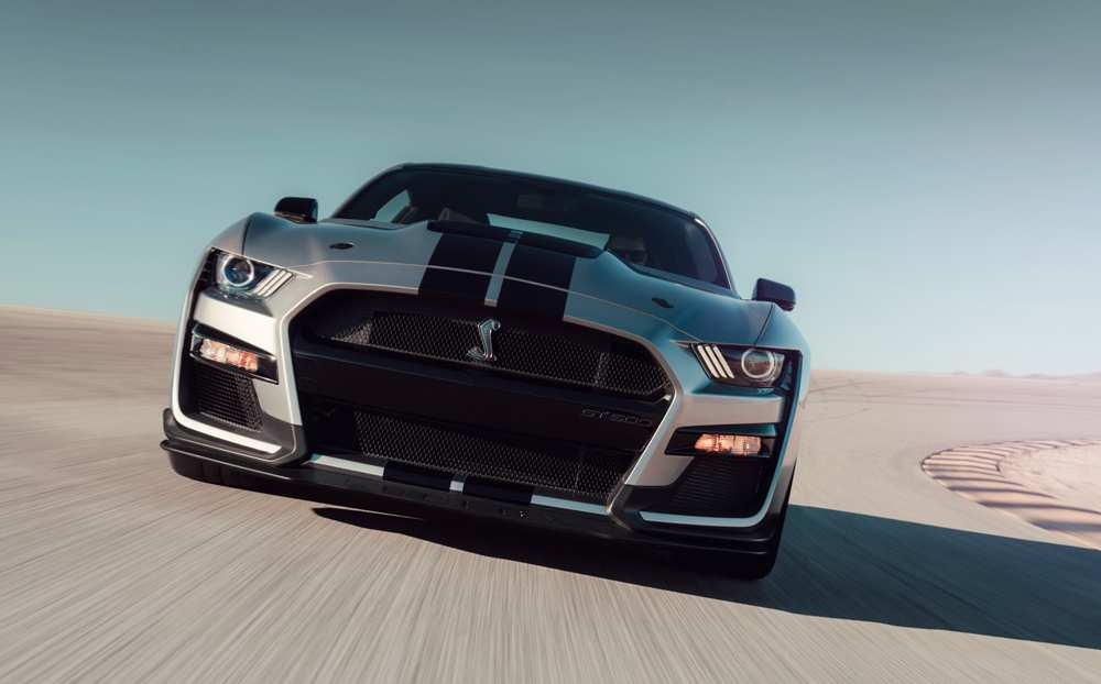 83 The Best Ford Shelby 2020 Gt500 Interior