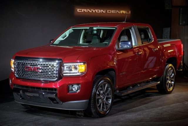 83 The Best GMC Canyon Denali 2020 Engine