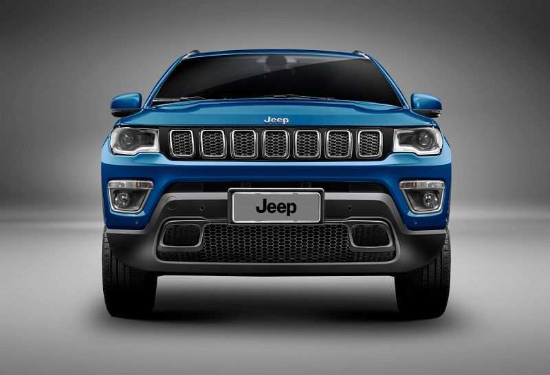 83 The Best Jeep Compass Facelift 2020 Spy Shoot