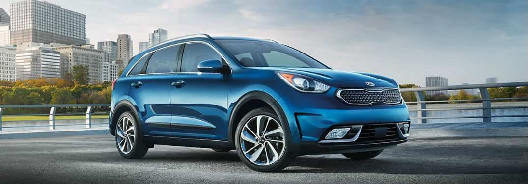 83 The Best Kia 2019 Niro Interior
