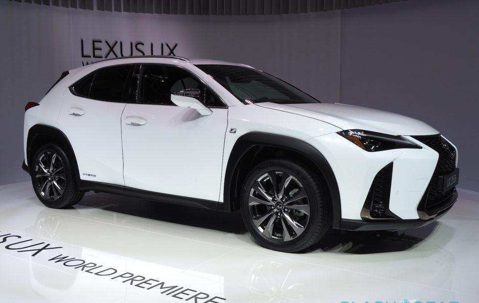 83 The Best Lexus 2019 Ux Release Date And Concept