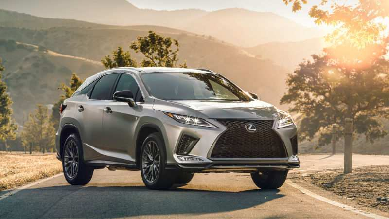83 The Best Lexus Android Auto 2020 Performance And New Engine